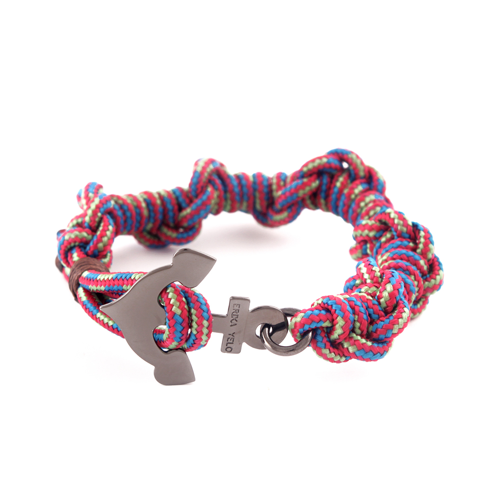 Nautical Anchor BraceletMale
