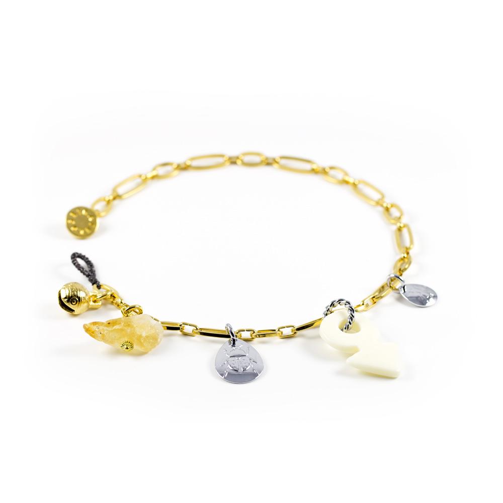 Schatz ChokerPrecious Gemstones